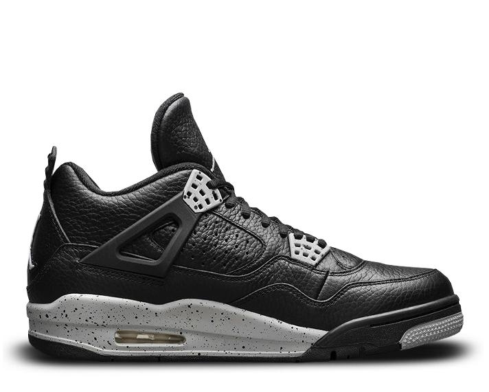 fe4442c9af71 Air Jordan 4 Retro – Oreo