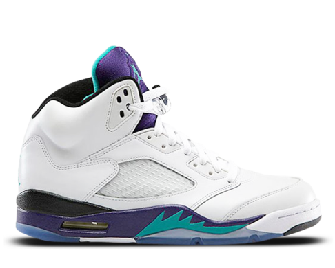 Jordan 5 Retro Grape