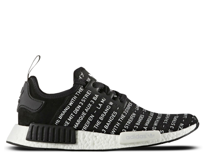 official photos 21377 c578a adidas NMD R1 – Three Stripes 'Blackout'