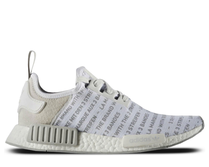 90799fcdc30 adidas NMD R1 – Three Stripes 'Whiteout'