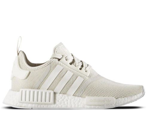Adidas NMD R1 Tan Off White Chalk