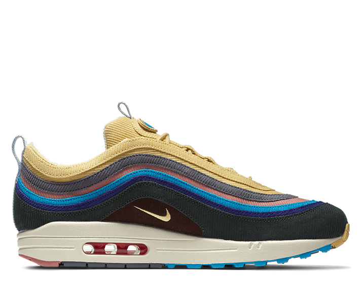 competitive price 95eb0 863a4 Nike Air Max 1/97 Sean Wotherspoon