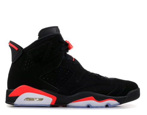 finest selection 16760 fe4ff air-jordan-6-retro-black-infrared-2019