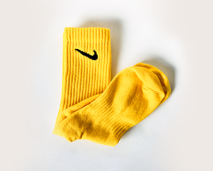 DIY-thabo-thabiso-tie-dye-socks-nike-yellow